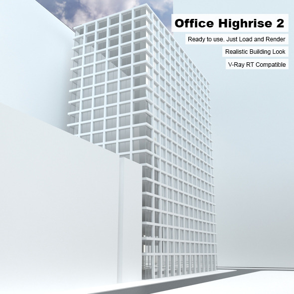 3DOcean Building Highrise 3227134