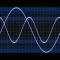 Oscilloscope Sine Waves - PhotoDune Item for Sale