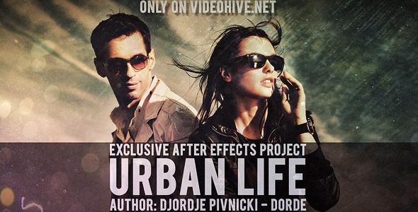 VideoHive Urban Life 3228503