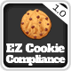 EZ EU Cookie Compliance - CodeCanyon Item for Sale