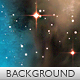 Nebula Space Backgrounds 2