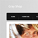 Gray Shop - ThemeForest Item for Sale