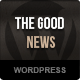 The Good News – Responsive WP Theme For Churches  Free Download
