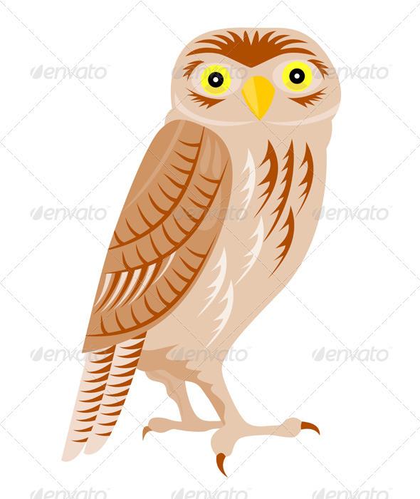 Owl Retro