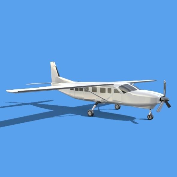 3DOcean Cessna grand caravan 3230751