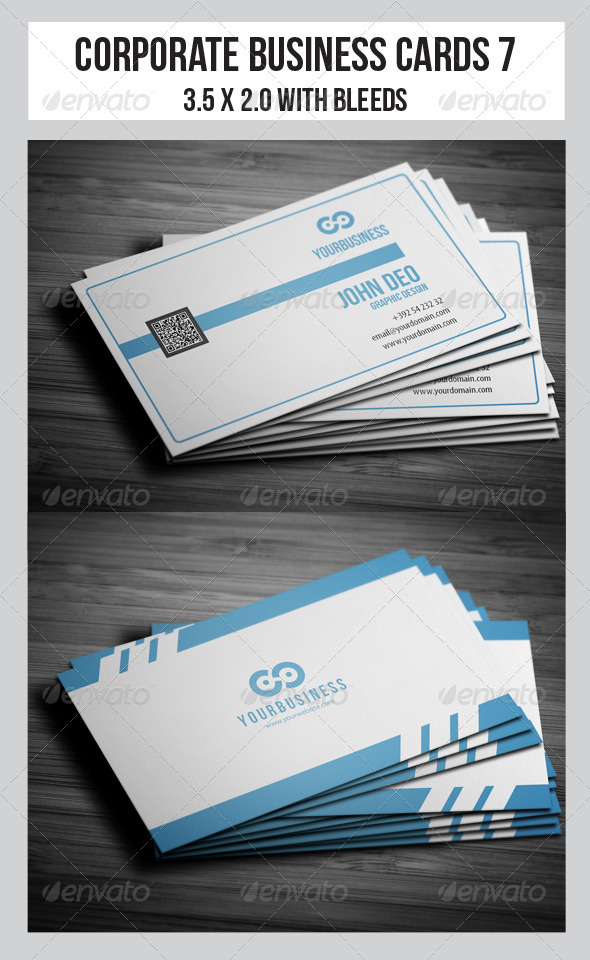 Corporate Business Cards 7 - Corporate Business Cards