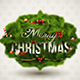 Christmas Label - GraphicRiver Item for Sale