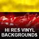 3 Colorful Vinyl Backgrounds - GraphicRiver Item for Sale
