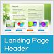 Landing Page Header - ActiveDen Item for Sale