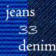 33 Jeans Denim Fabric Backgrounds - GraphicRiver Item for Sale