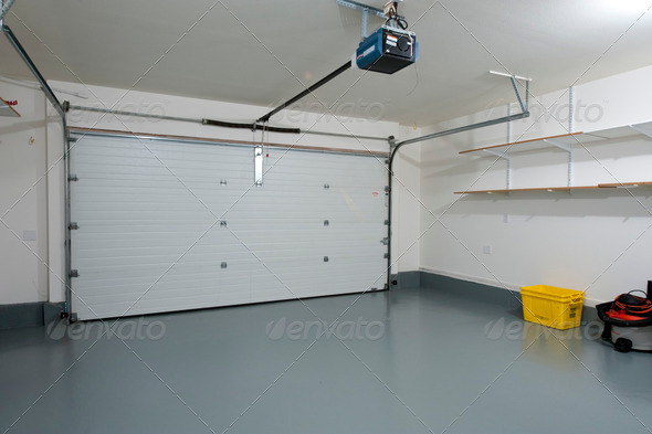 PhotoDune Clean garage 2035248