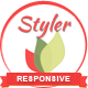 Styler – 100% Responsive Magento Theme