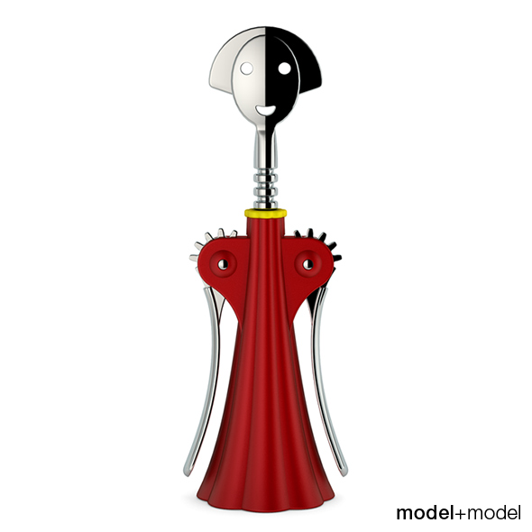 Alessi Anna G., corkscrew - 3DOcean Item for Sale