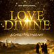 Love Divine Flyer, Bulletin and CD Template - GraphicRiver Item for Sale