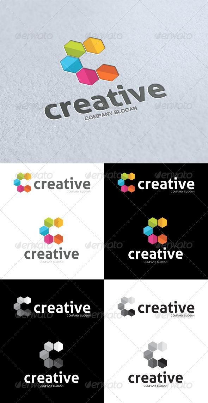 GraphicRiver Creative C Letter Logo 3235413