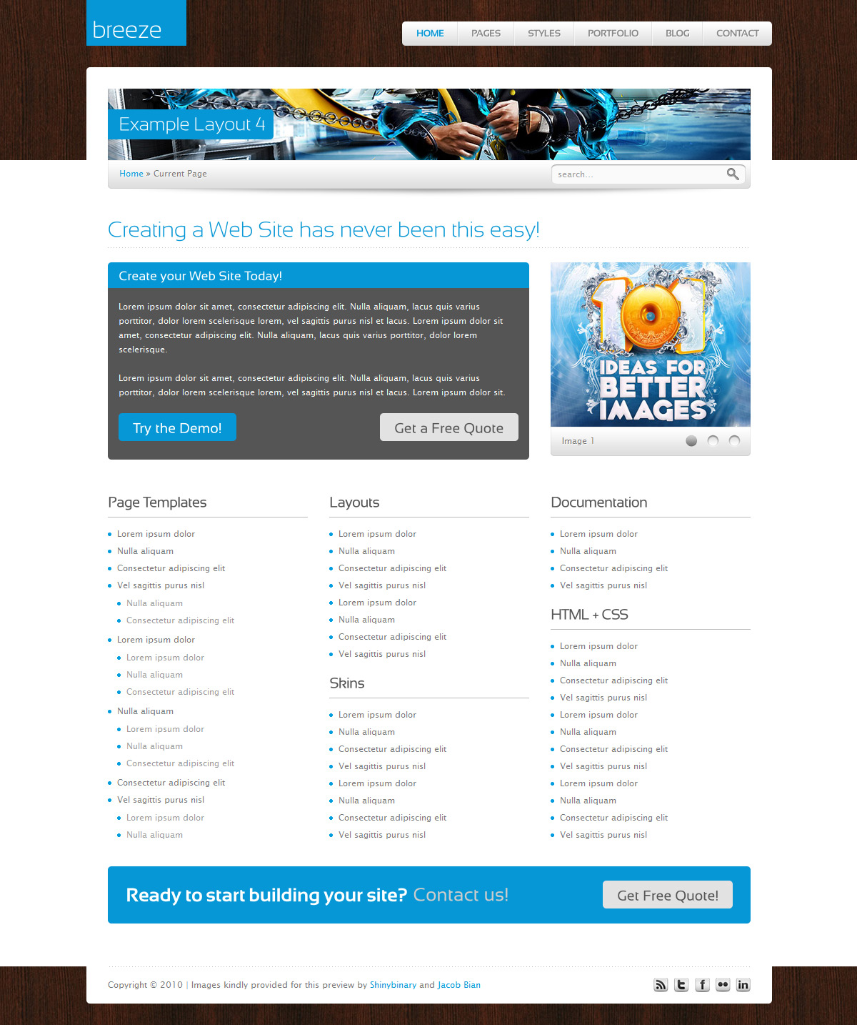 breeze professional corporate and portfolio html by unisphere breeze professional corporate and portfolio html