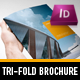 Modern Project Tri-Fold Brochure - GraphicRiver Item for Sale