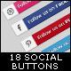 18 Social Button