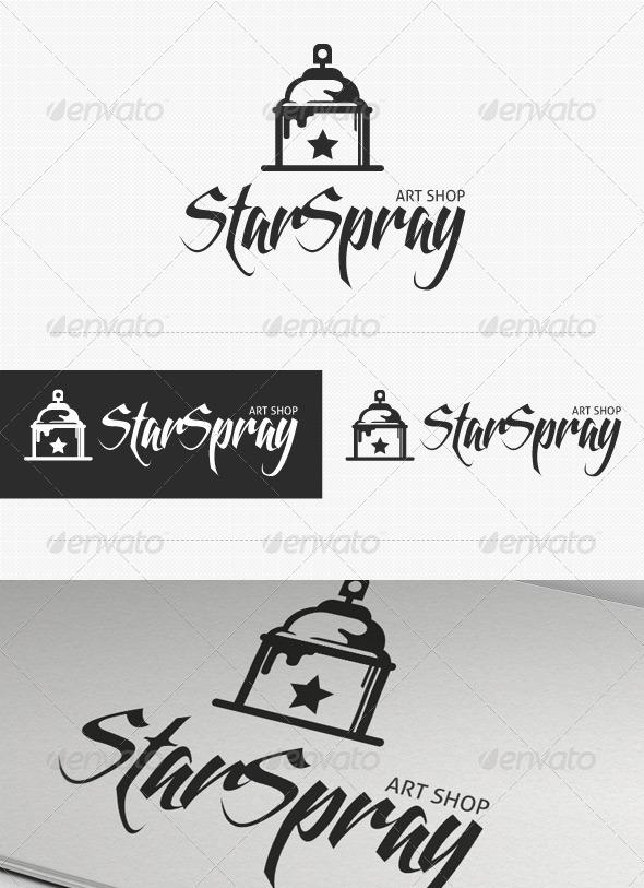 Star Spray Logo