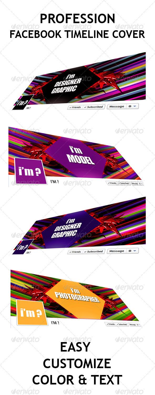 Profession Facebook timeline cover - Facebook Timeline Covers Social Media