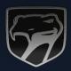 Dodge Viper Sneaky Pete logo