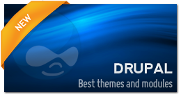 Best of Drupal Themes and Modules