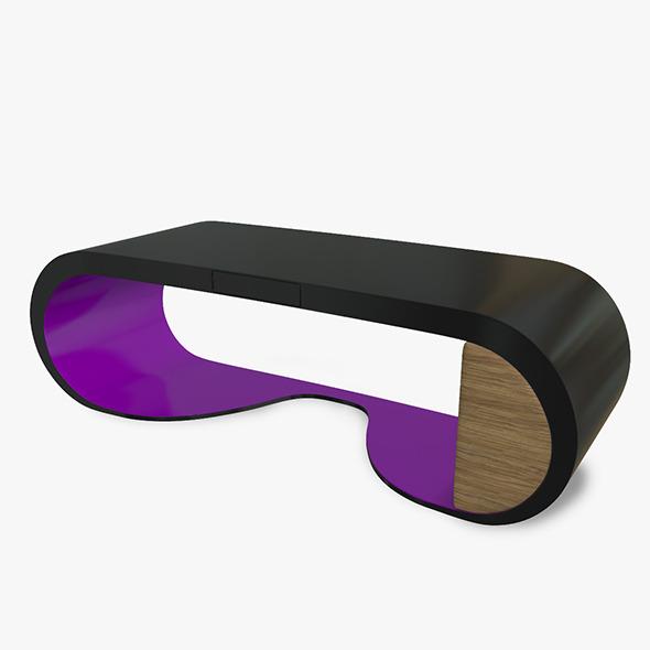 3DOcean Goggle Desk 3240943