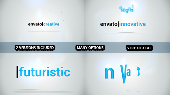 VideoHive A Few Words 3240973