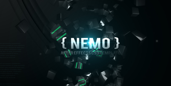After Effects Project - VideoHive Nemo 114158