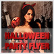 2 Halloween Party Flyers - GraphicRiver Item for Sale