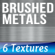 Industrial Brushed Metals Vol1 - 3DOcean Item for Sale