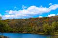 Fall Autumn River Landscape - PhotoDune Item for Sale