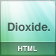 Dioxide HTML