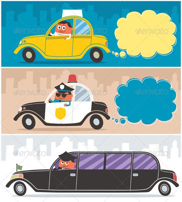 Cars - Travel Conceptual