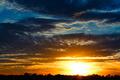 Sunset Flight - PhotoDune Item for Sale