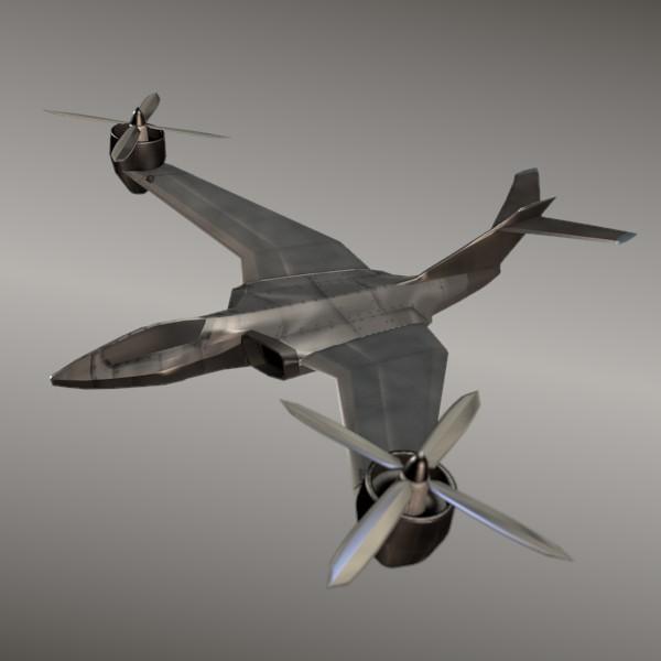 3DOcean Aviocopter concept aircraft 335992