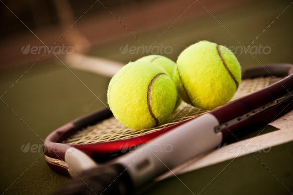 PhotoDune Tennis 2051367