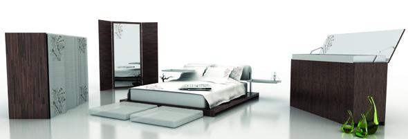 3DOcean Authentic bedroom 113478