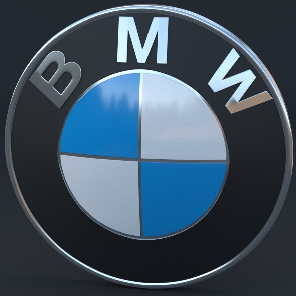 3DOcean BMW Logo 3249619