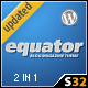 eQuator – Global Community WordPress Theme  Free Download