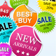 Badges, Price Tags & Shopping Bags for Online Shop - GraphicRiver Item for Sale