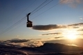 Cable Car at Sunset - PhotoDune Item for Sale