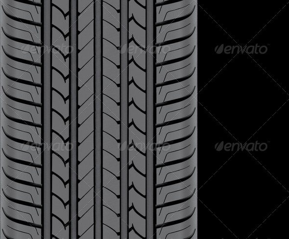 Tyre Cap - Stock Photo - Images