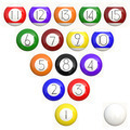 collection of colorful billiard balls - PhotoDune Item for Sale
