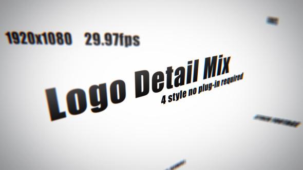 VideoHive Logo Detail Mix 3251281