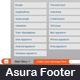 Asura jQuery Footer