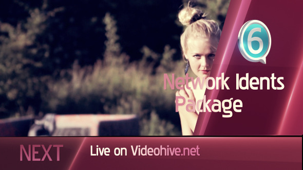 VideoHive Network Idents Package 3213349
