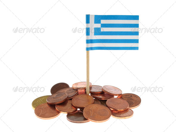Greek Financial Crisis - Stock Photo - Images
