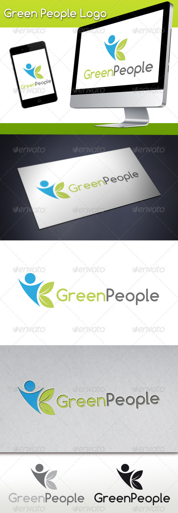 Green People Logo 2