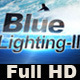 Blue Lighting 2 - VideoHive Item for Sale